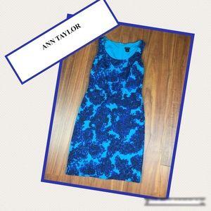 ANN TAYLOR COTTON DRESS